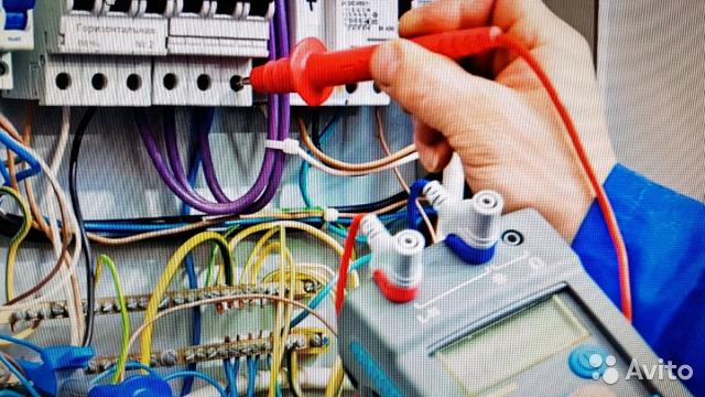Услуги электролаборатории, электрика Услуги электролаборатории, электрика, Тюмень, 1 ₽