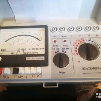 Ваф-4303 Вольтамперфазометр 4303 новый