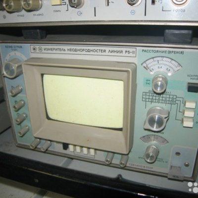 Измерители рефлектометры Р5-11