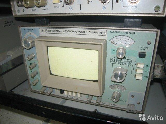 Измерители рефлектометры Р5-11 Измерители рефлектометры Р5-11, Санкт-Петербург, 20000 ₽