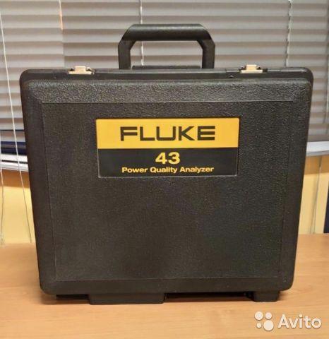 Fluke 43 Fluke 43, Москва, 75000 ₽