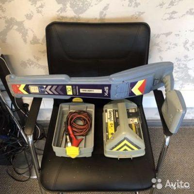 Трассоискатель Radiodetection RD7000+ и генератор