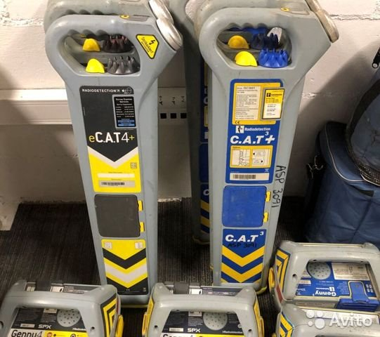 Трассоискатель Radiodetection CAT4+ CAT3+ RD2000 Трассоискатель Radiodetection CAT4+ CAT3+ RD2000, Звенигород, 2500 ₽