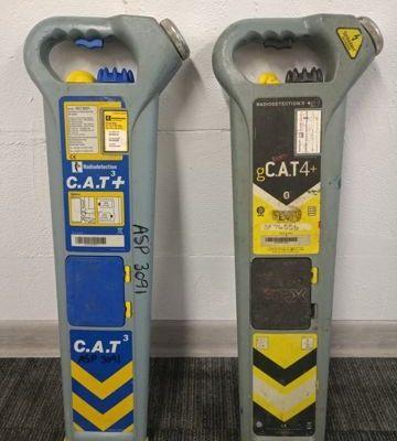 Трассоискатель Radiodetection CAT4+ CAT3+ RD2000