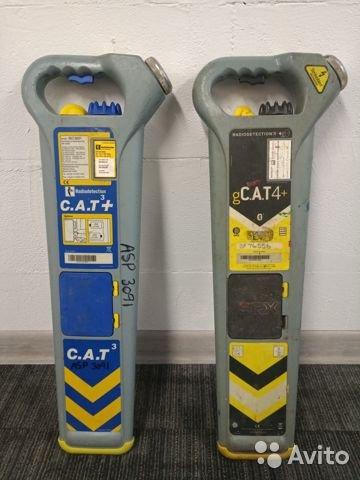 Трассоискатель Radiodetection CAT4+ CAT3+ RD2000 Трассоискатель Radiodetection CAT4+ CAT3+ RD2000, Волоколамск, 2500 ₽