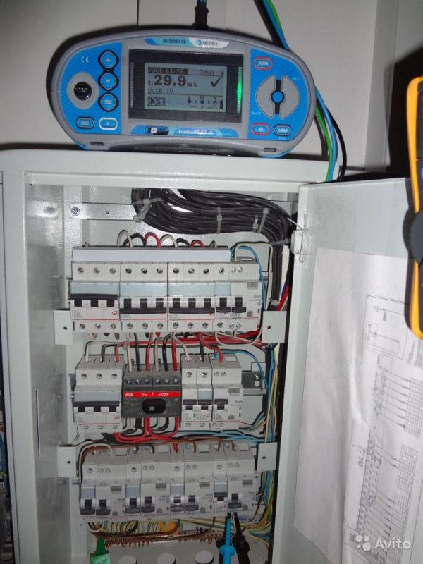 Электролаборатория, поиск повреждения кабеля Электролаборатория, поиск повреждения кабеля, Санкт-Петербург, 1000 ₽