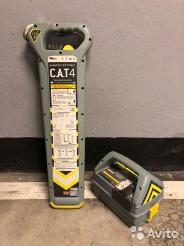 Трассоискатель Radiodetection gCAT4+ и Genny4 Трассоискатель Radiodetection gCAT4+ и Genny4, Санкт-Петербург, 96000 ₽