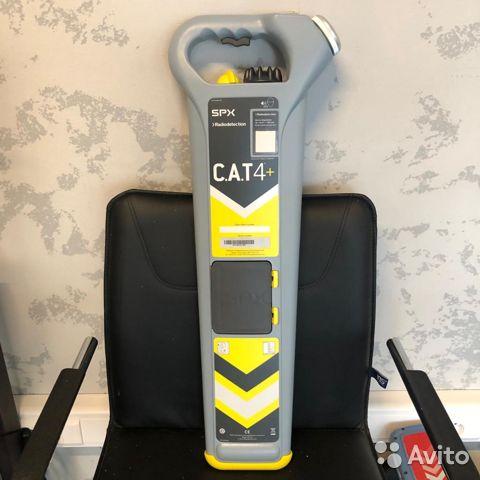 Новый Трассоискатель Radiodetction CAT4+ Новый Трассоискатель Radiodetction CAT4+, Москва, 84500 ₽