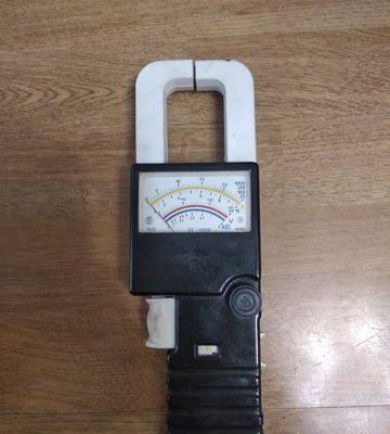 Советский прибор токоизмерительные клещи ц4505м