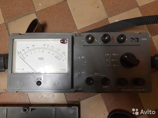 Мегаомметр,клещи электроизмерительные ц4502 Мегаомметр,клещи электроизмерительные ц4502, Москва, 500 ₽