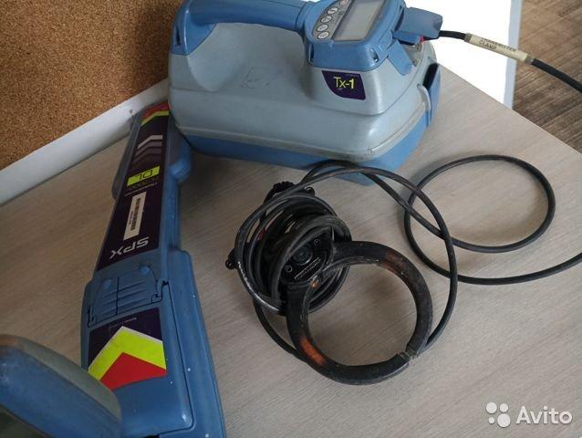 Трассоискатель Radiodetection RD8000 33kHz Трассоискатель Radiodetection RD8000 33kHz, Ярославль, 3500 ₽