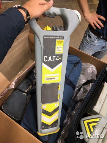 Трассоискатель Radiodetection CAT4+ и Genny4 Трассоискатель Radiodetection CAT4+ и Genny4, Самара, 93000 ₽