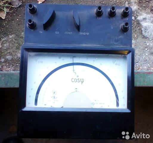 Фазометр лабораторный Д578 Фазометр лабораторный Д578, Москва, 3000 ₽