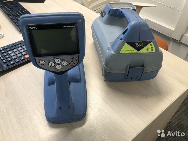 Трассоискатель Radiodetection RD8000 и TX1 Трассоискатель Radiodetection RD8000 и TX1, Краснодар, 167000 ₽