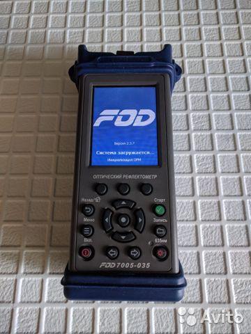 Рефлектометр FOD 7005-035 Рефлектометр FOD 7005-035, Москва, 175000 ₽