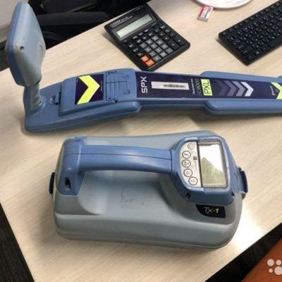 Трассоискатель Radiodetection RD8000 и TX1