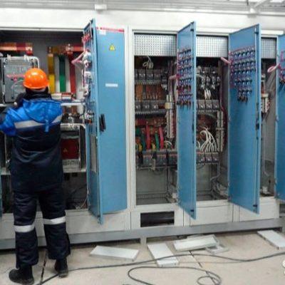 Электрик электромонтаж услуги 12в/10000в работа