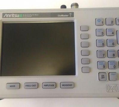 Anritsu S331D Анализатор (рефлектометр)