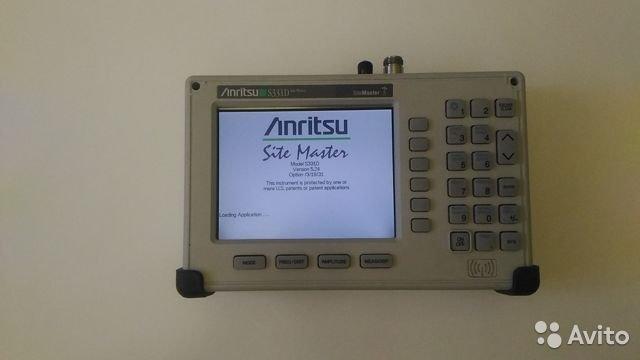 Anritsu S331D Анализатор (рефлектометр) Anritsu S331D Анализатор (рефлектометр), Москва, 70000 ₽