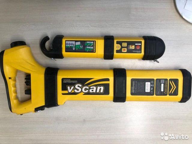 Трассоискатель Vivax Metrotech vScan Трассоискатель Vivax Metrotech vScan, Подольск, 117000 ₽