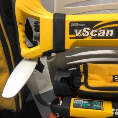 Трассоискатель Vivax Metrotech vScan