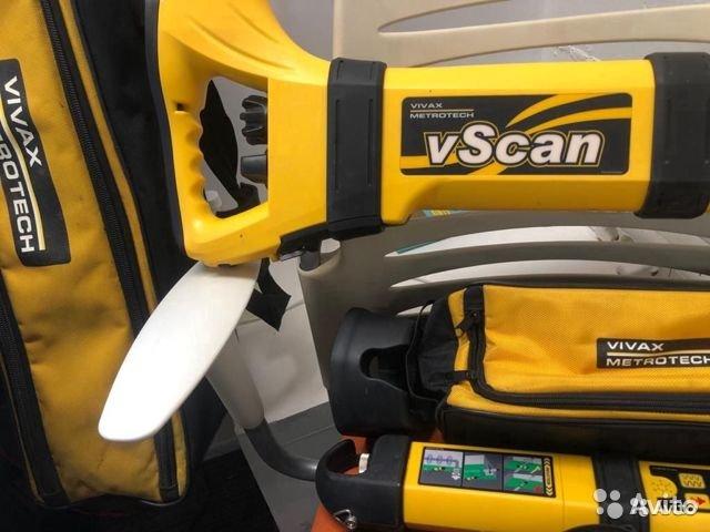 Трассоискатель Vivax Metrotech vScan Трассоискатель Vivax Metrotech vScan, Красногорск, 117000 ₽
