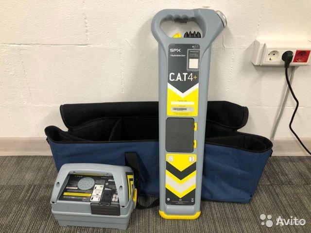 Новый Трассоискатель Radiodetection CAT4+ и Genny4 Новый Трассоискатель Radiodetection CAT4+ и Genny4, Подольск, 157700 ₽