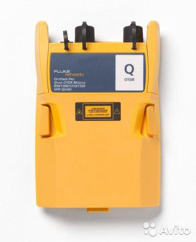 Оптический рефлектометр (модуль) для Fluke DSX Оптический рефлектометр (модуль) для Fluke DSX, Москва, 650000 ₽
