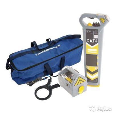 Новый Трассоискатель Radiodetection CAT4+ и Genny4