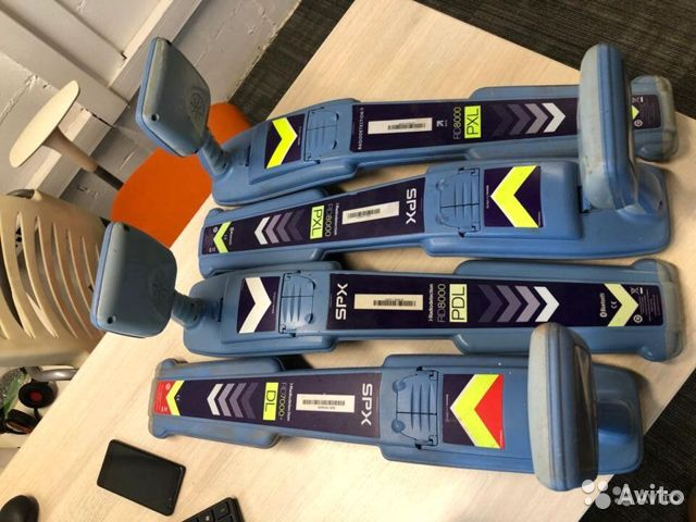 Трассоискатель Radiodetection RD7000+ и TX10 Трассоискатель Radiodetection RD7000+ и TX10, Подольск, 187000 ₽