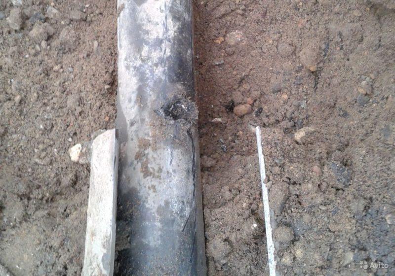 Поиск повреждения кабеля в земле. Ремонт кабеля Поиск повреждения кабеля в земле. Ремонт кабеля, Москва,  ₽