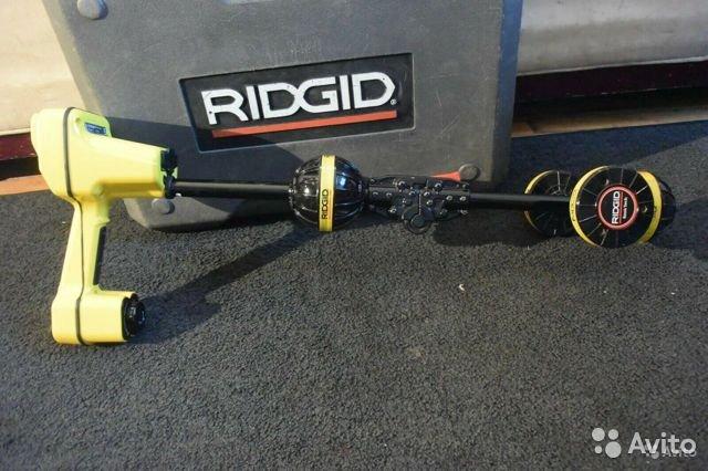 Траcсоискатель ridgid SeekTech SR-20 с генератором Траcсоискатель ridgid SeekTech SR-20 с генератором, Самара, 160000 ₽