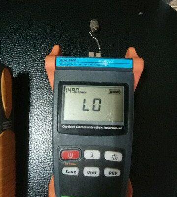 Рефлектометр Kiwi 4300 (Измеритель оптической мощн