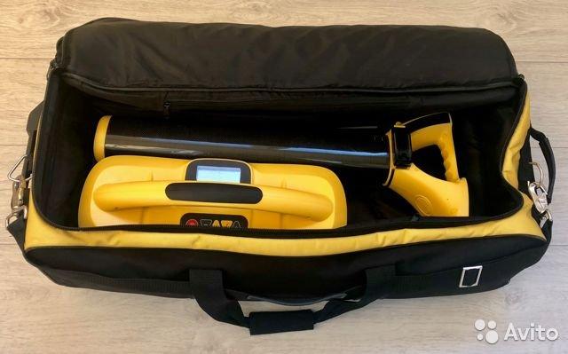 Трассоискатель Seba vLocRro2 SD-GPS-10Вт Трассоискатель Seba vLocRro2 SD-GPS-10Вт, Санкт-Петербург, 130000 ₽