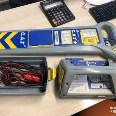 Трассоискатель Radiodetection CAT 3+ с генератором