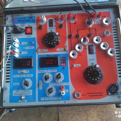 Аренда приборов для электролаборатории, для выполн