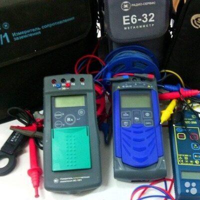 Протокол испытания для мрск электролаборатория
