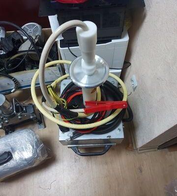 Аист снч высоковольтная установка для кабелей