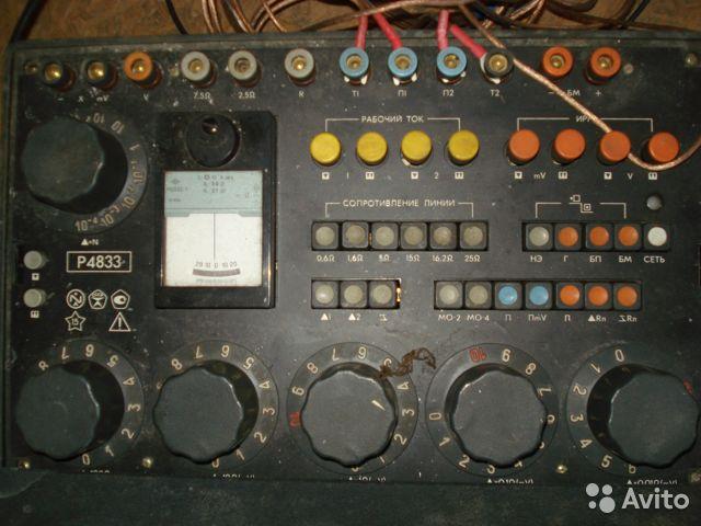 Приборы для электролаборатории Приборы для электролаборатории, Пенза, 3000 ₽