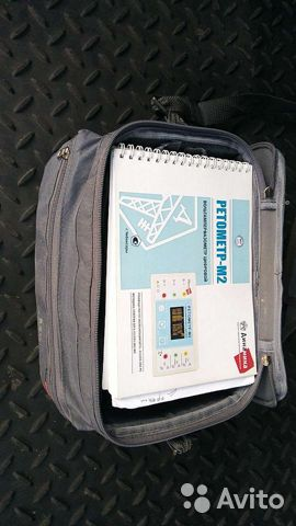 Вольтамперфазометр цифровой Ретометр-М2 Вольтамперфазометр цифровой Ретометр-М2, Шахты, 35000 ₽