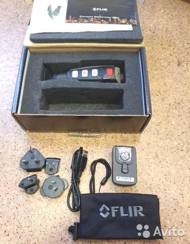 Тепловизор Flir Scout PS24 Тепловизор Flir Scout PS24, Москва, 48000 ₽