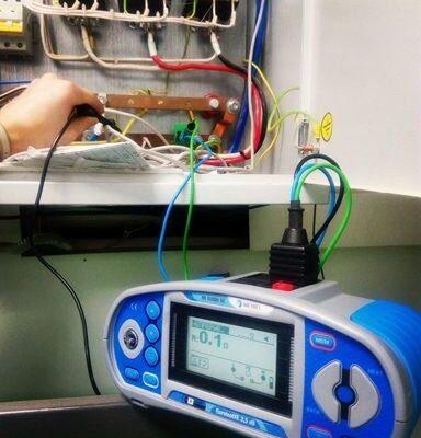 Электролаборатория, измерения, испытания