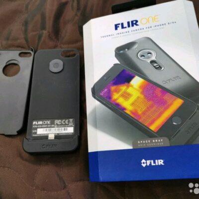 Flir one для. iPhone 5, 5s