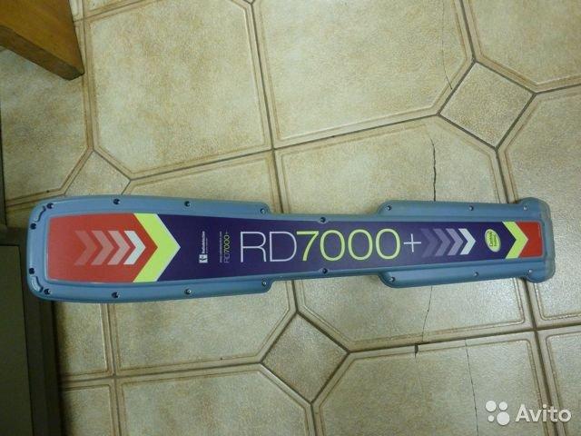Трассоискатель Radiodetection RD7000+ и генератор Трассоискатель Radiodetection RD7000+ и генератор, Новороссийск, 100000 ₽
