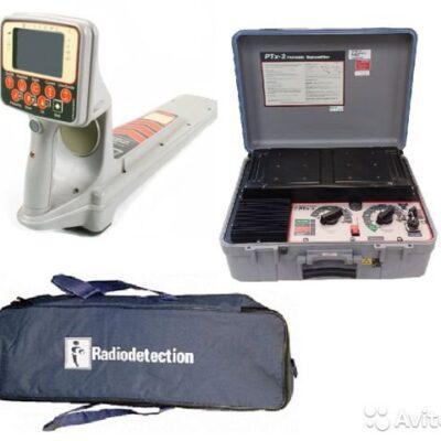 Трассопоисковый комплект Radiodetection RD 400