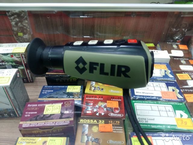 Продам тепловизор Flir 24 Продам тепловизор Flir 24, Старый Оскол, 47000 ₽