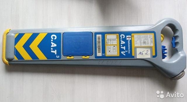 Трассоискатель Radiodetection CAT3 №2 Трассоискатель Radiodetection CAT3 №2, Кемерово, 45000 ₽