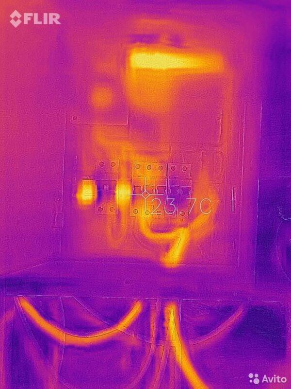 Аренда тепловизора Flir One Pro LT Аренда тепловизора Flir One Pro LT, Тюмень, 2000 ₽