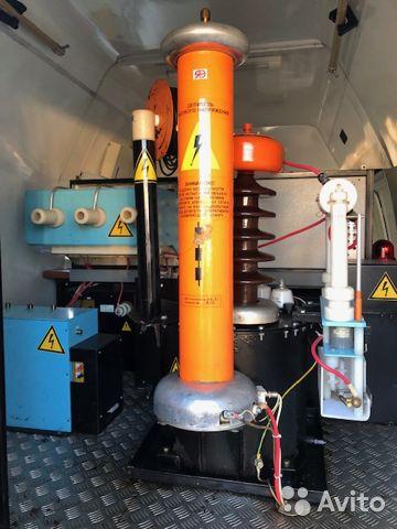 Электролаборатория лви HVT-2F Электролаборатория лви HVT-2F, Раменское, 2000000 ₽