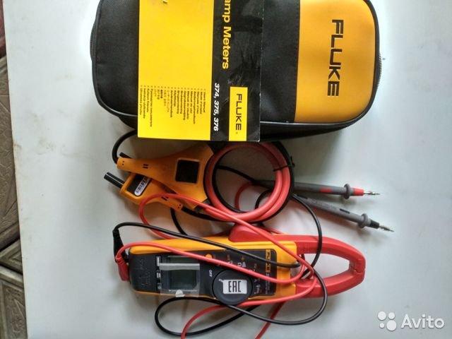 Клещи токовые Fluke376 Клещи токовые Fluke376, Краснодар, 23000 ₽
